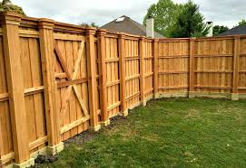Wooden fence installed by New Look Home Improvements